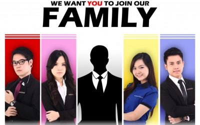 We Want You to join Our Family
